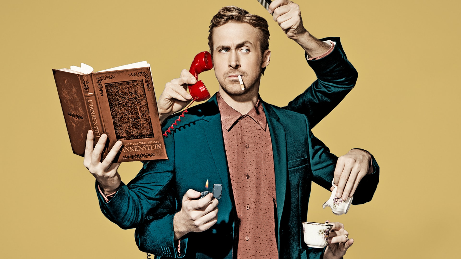 Ryan Gosling: December 5, 2015