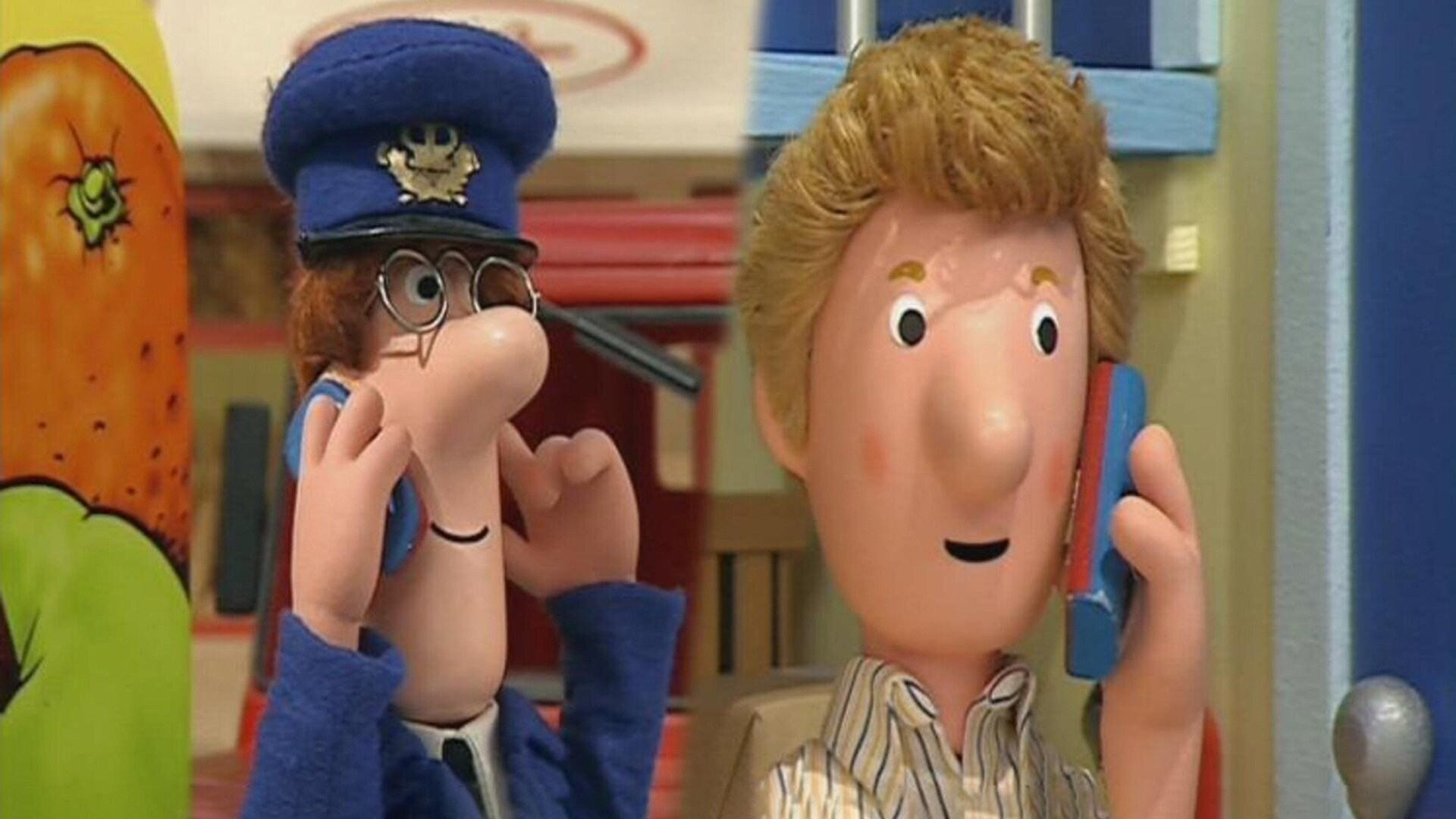 Postman Pat and the Rocket Rescue