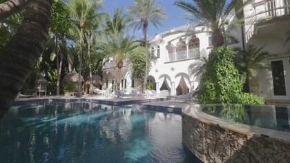 Rock Star's Miami Mansion & Billionaire's Custom Train