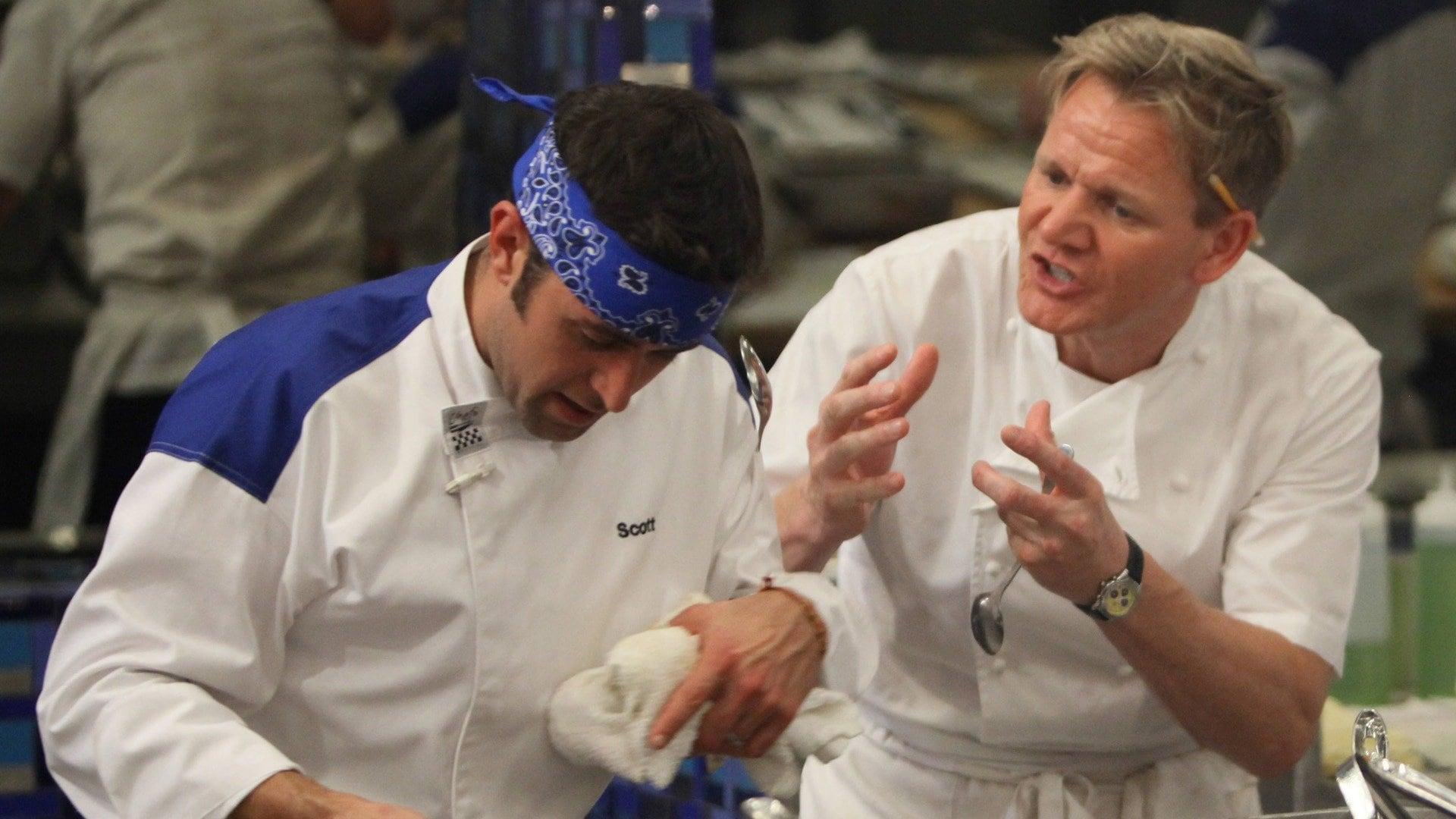 19 Chefs Compete