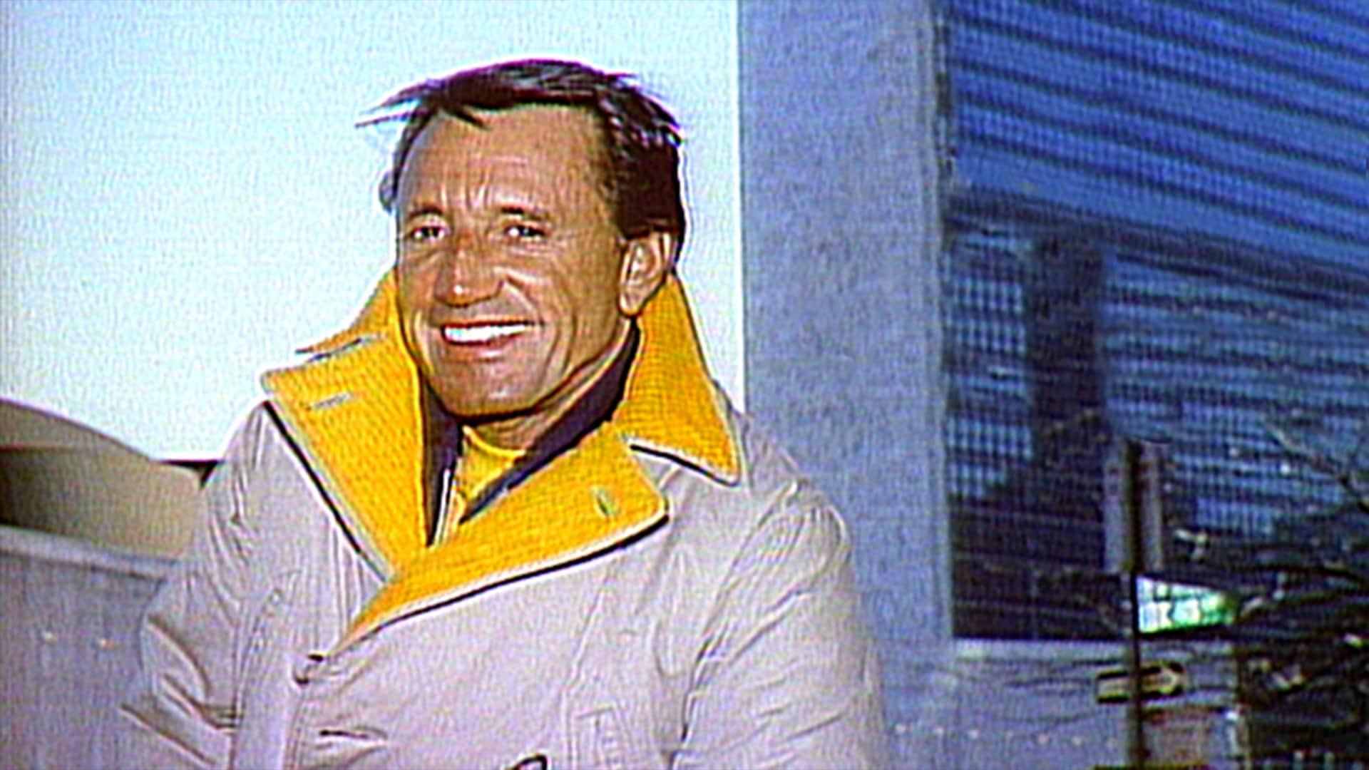 Roy Scheider: January 19, 1985