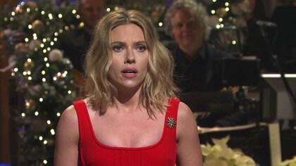 Scarlett Johansson; Niall Horan