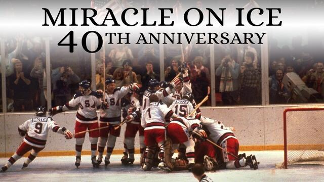 Miracle on Ice: 40th Anniversary