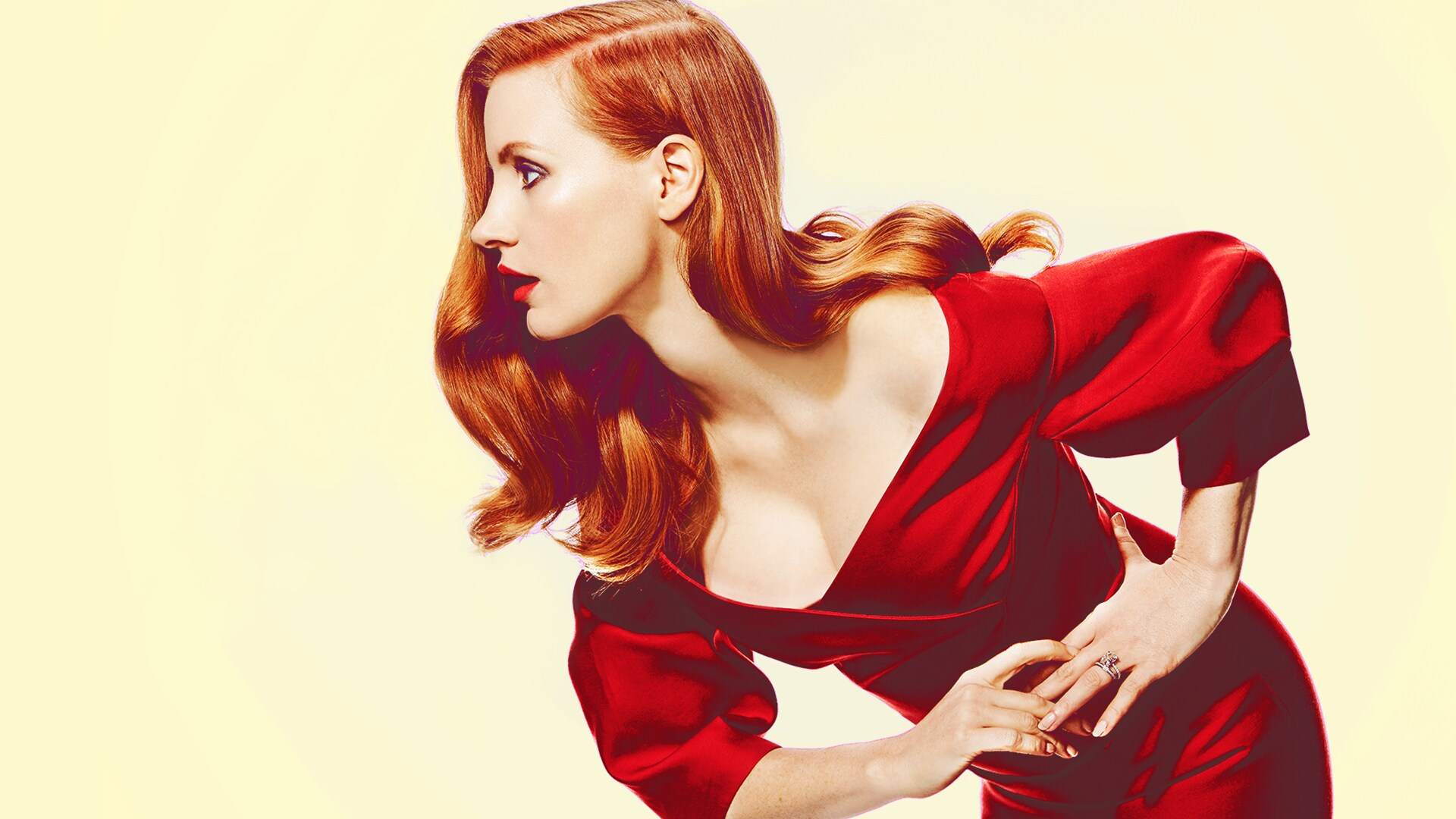 Jessica Chastain: January 20, 2018