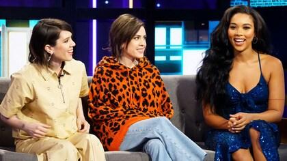 Tegan and Sara; Alexandra Shipp