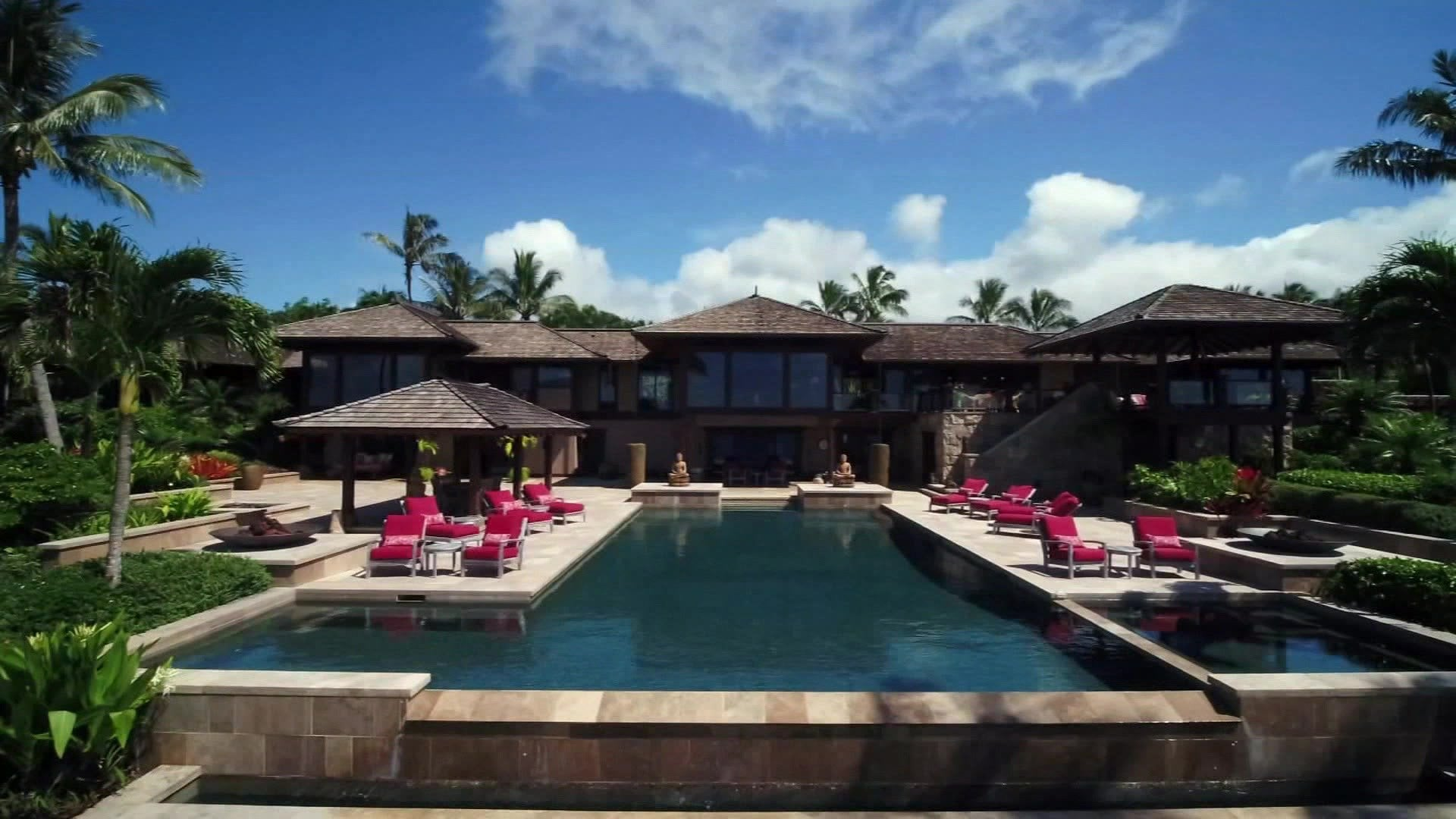 The Priciest Mansion in Hawaii & Mayweather's Supercar