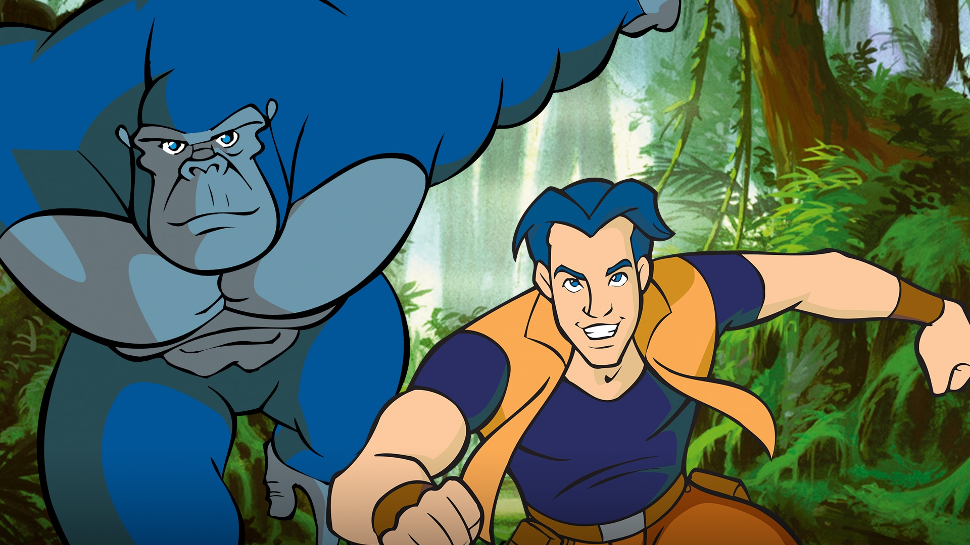 Watch Kong: The Animated Series Online | Peacock