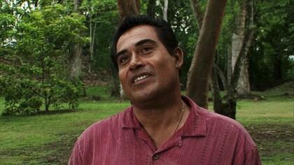 Sacrificed Mayan Spirits: Belize and France