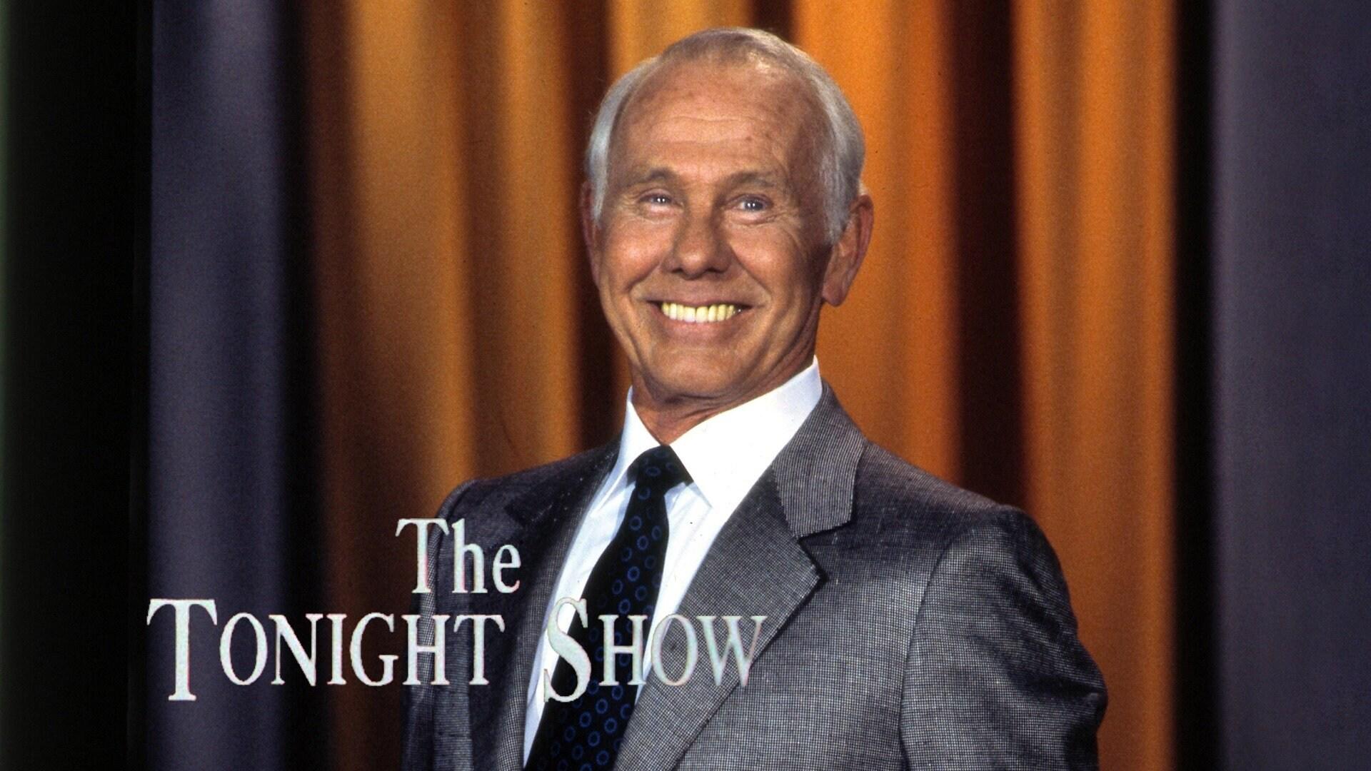 The Johnny Carson Show: Comic Legends Of The '80s - Dana Carvey (5/12/88)