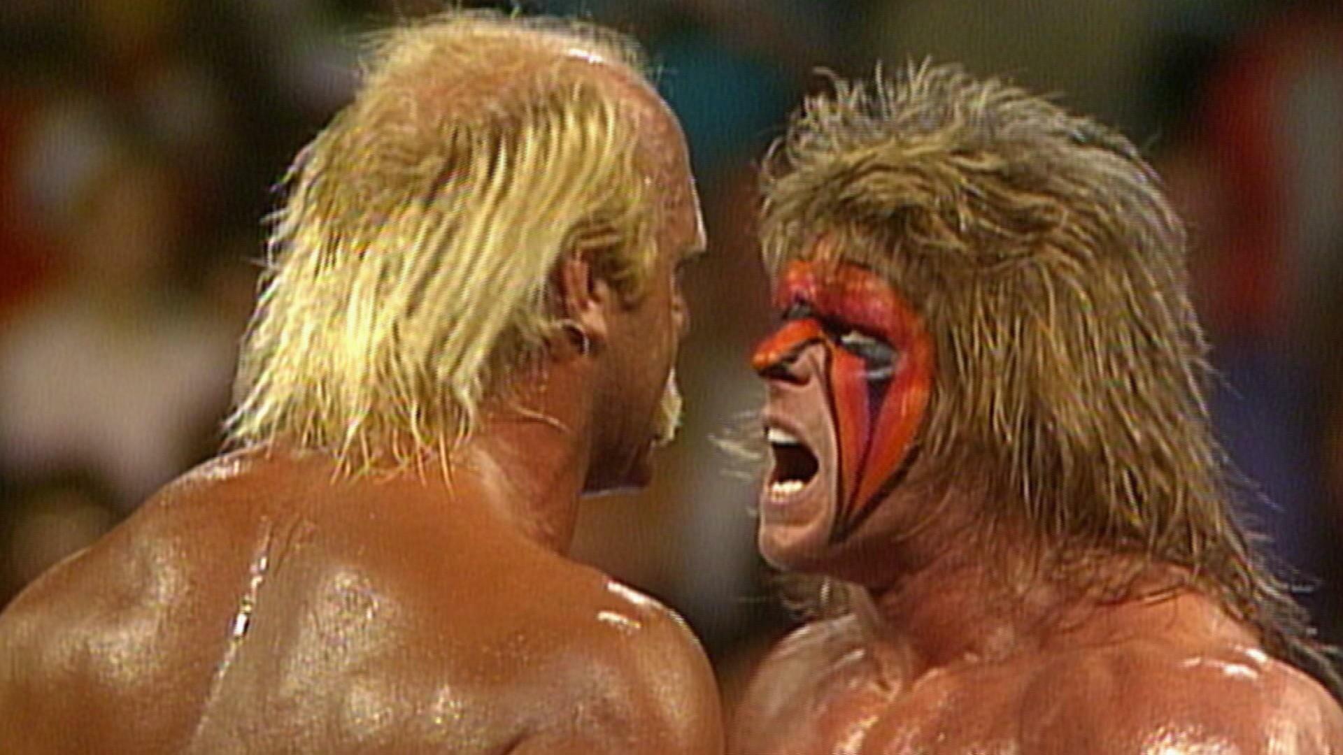 Warrior vs. Hogan