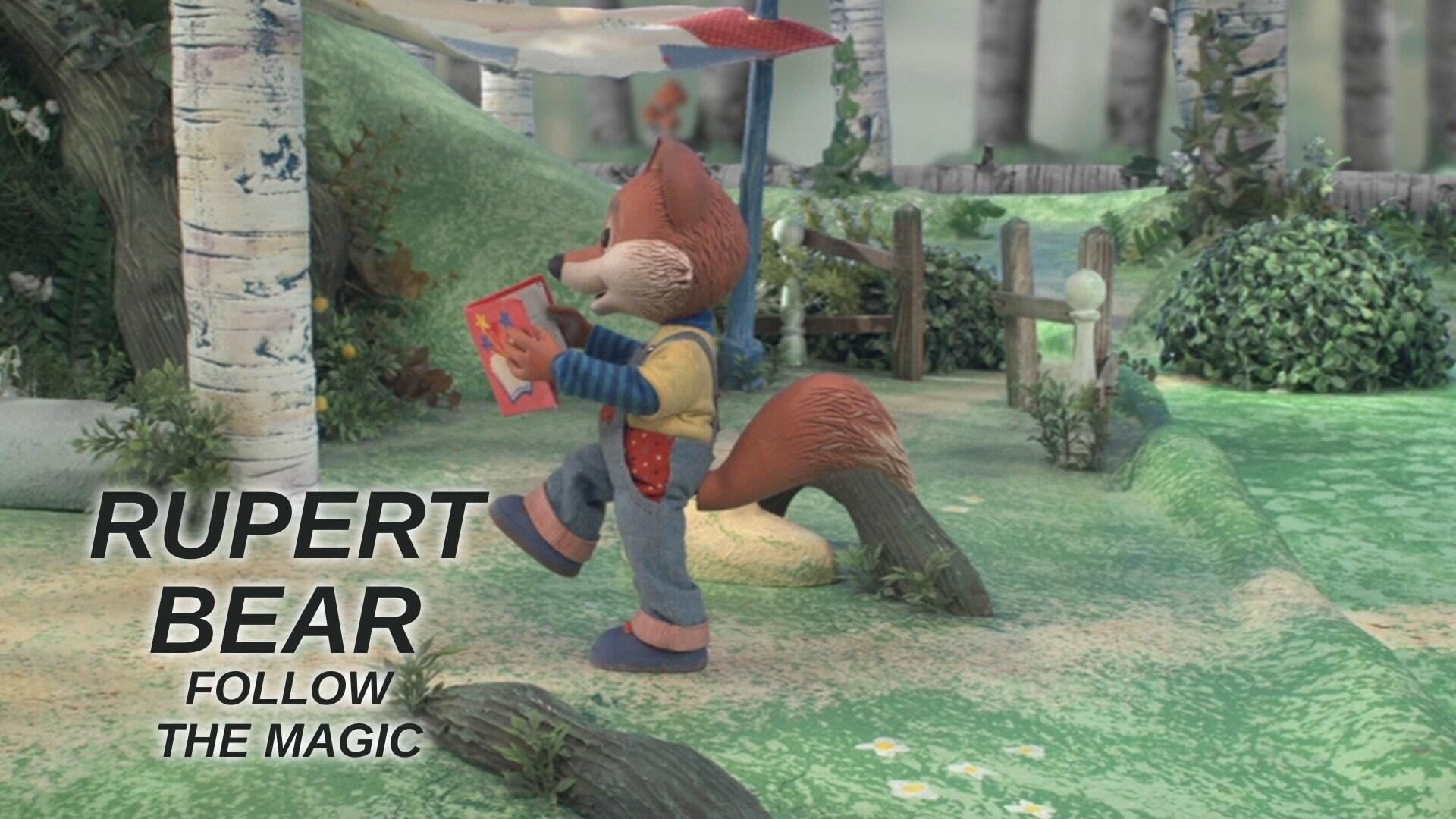 Rupert Saves Christmas
