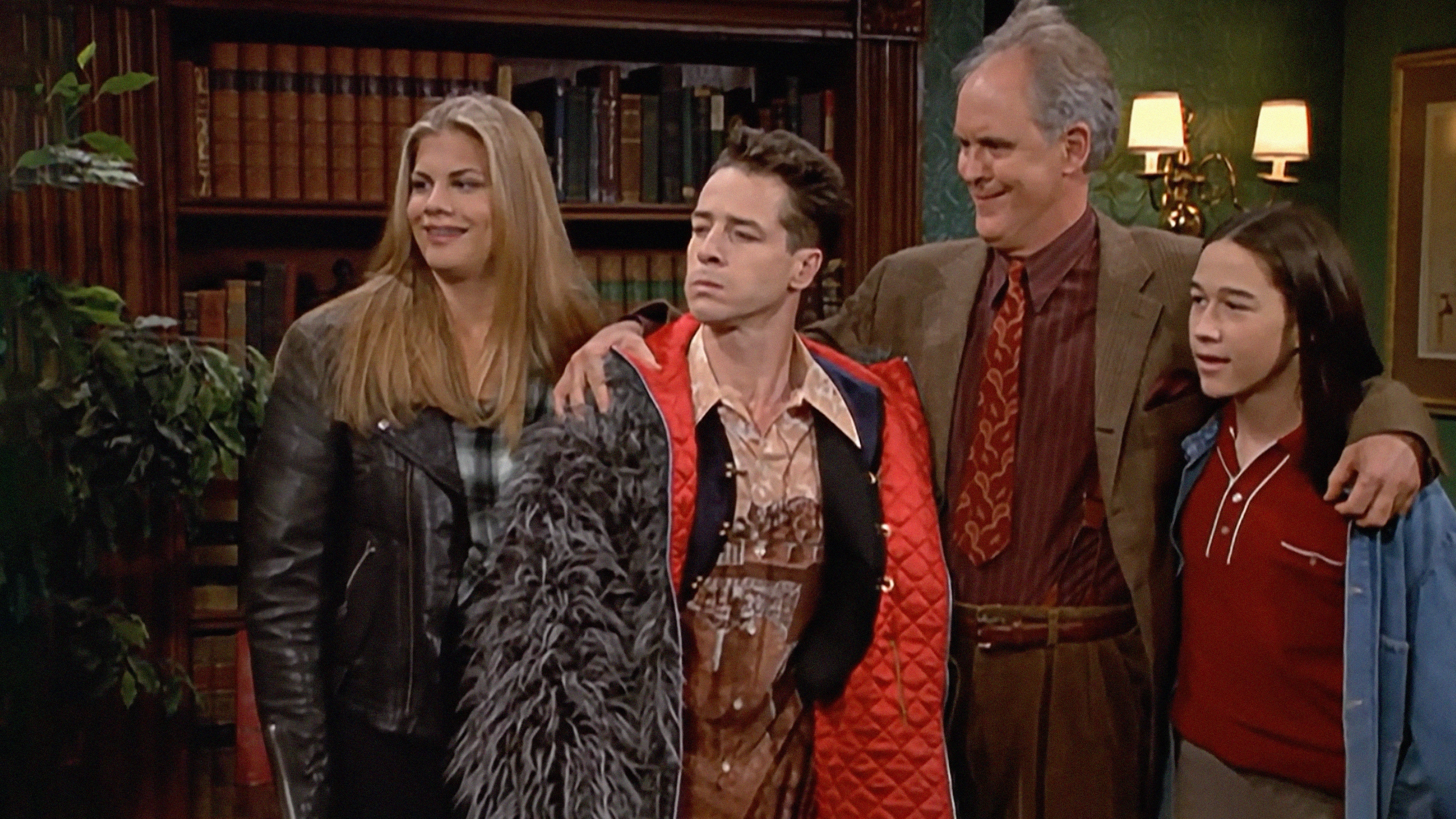 Watch 3rd Rock from the Sun Online | Peacock