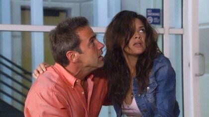 Camila golpea a Miranda
