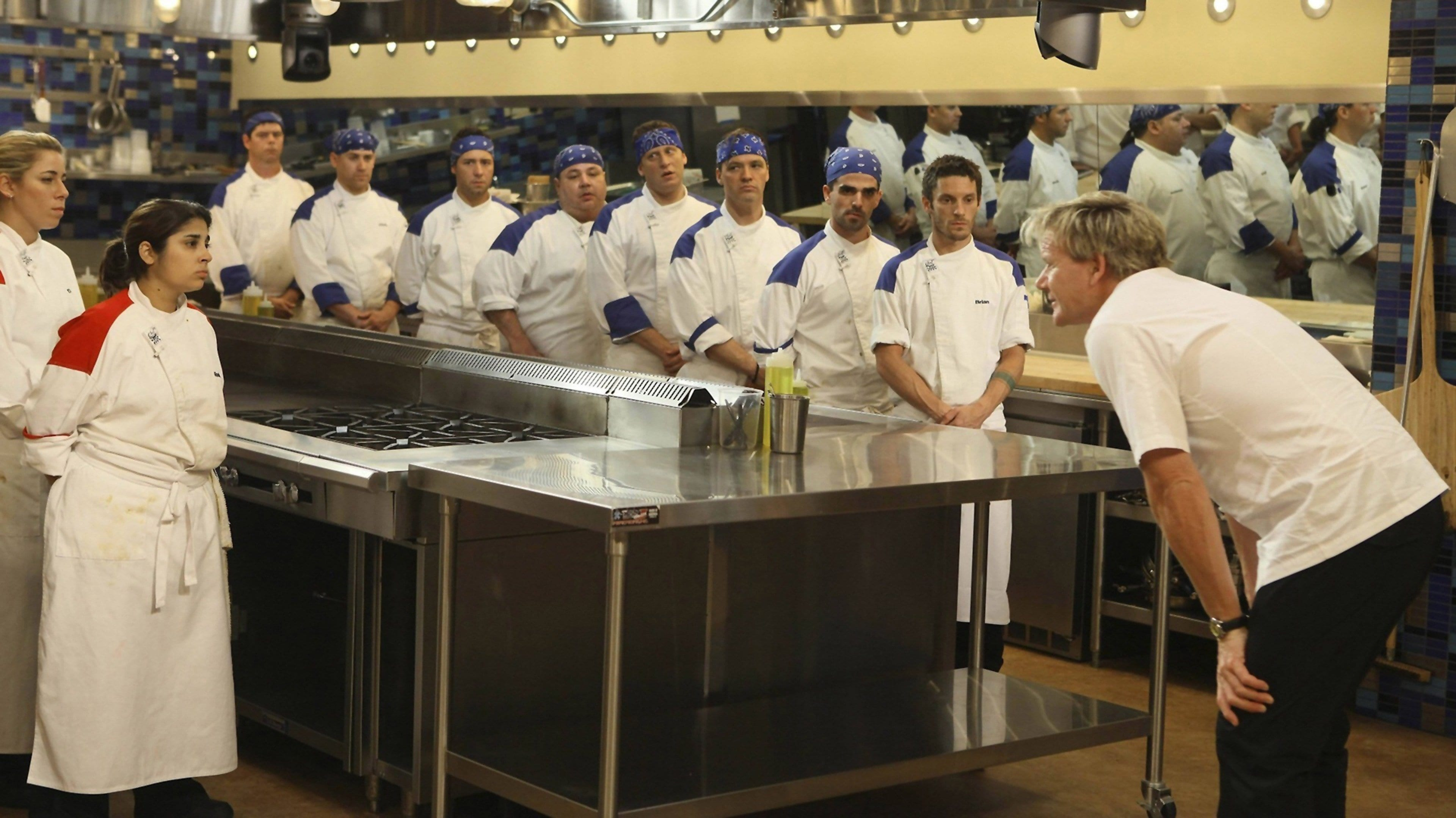 17 Chefs Compete