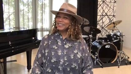 At Home Edition: Queen Latifah; Pete Davidson; Judd Apatow; James Taylor