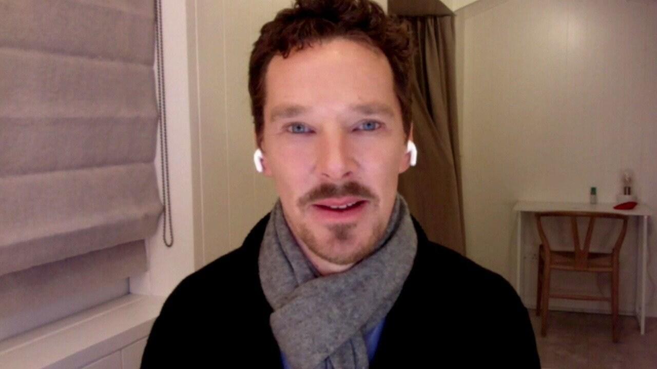 Benedict Cumberbatch; Madelaine Petsch; Rosé