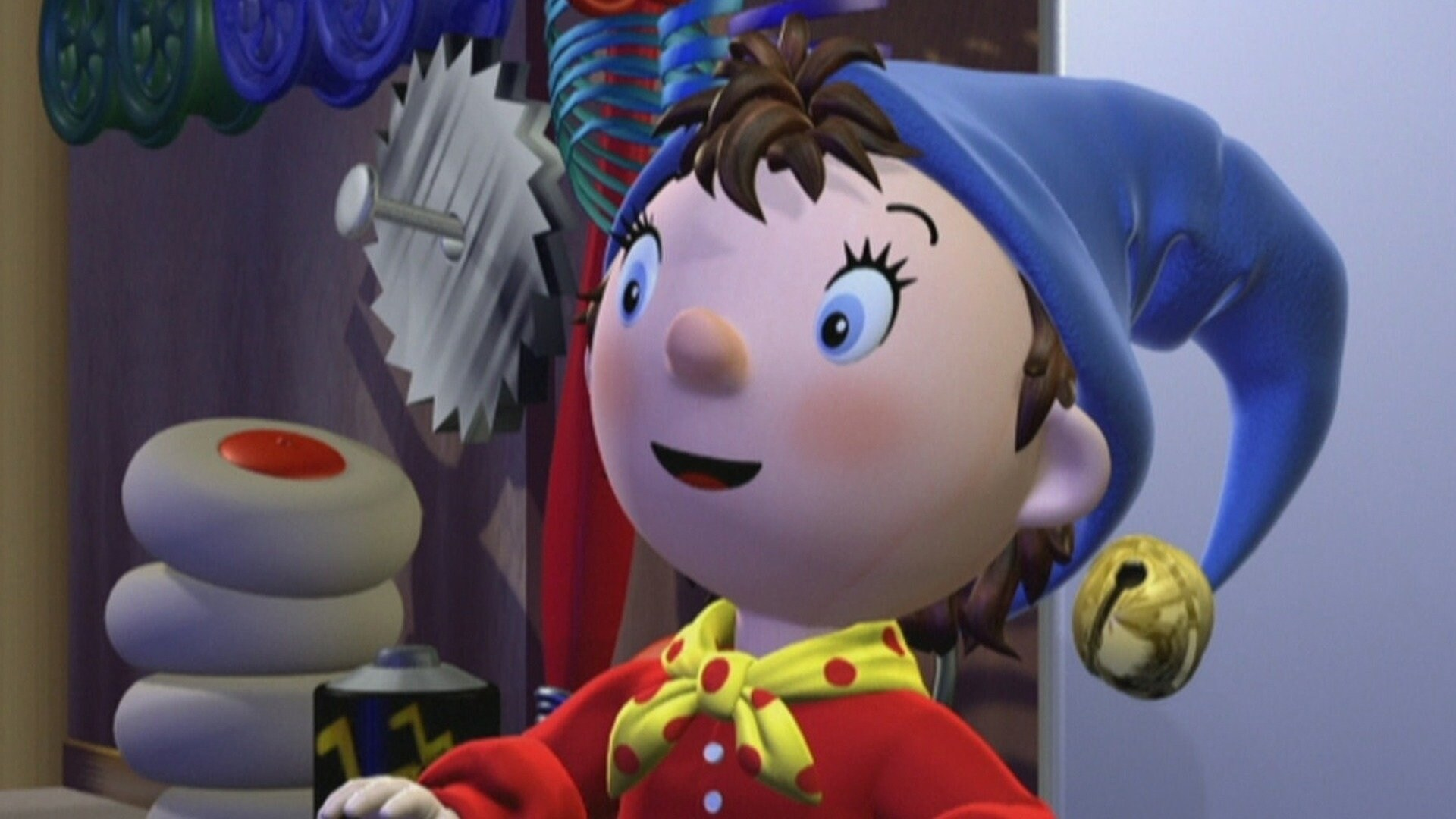Don't Be Scared, Noddy