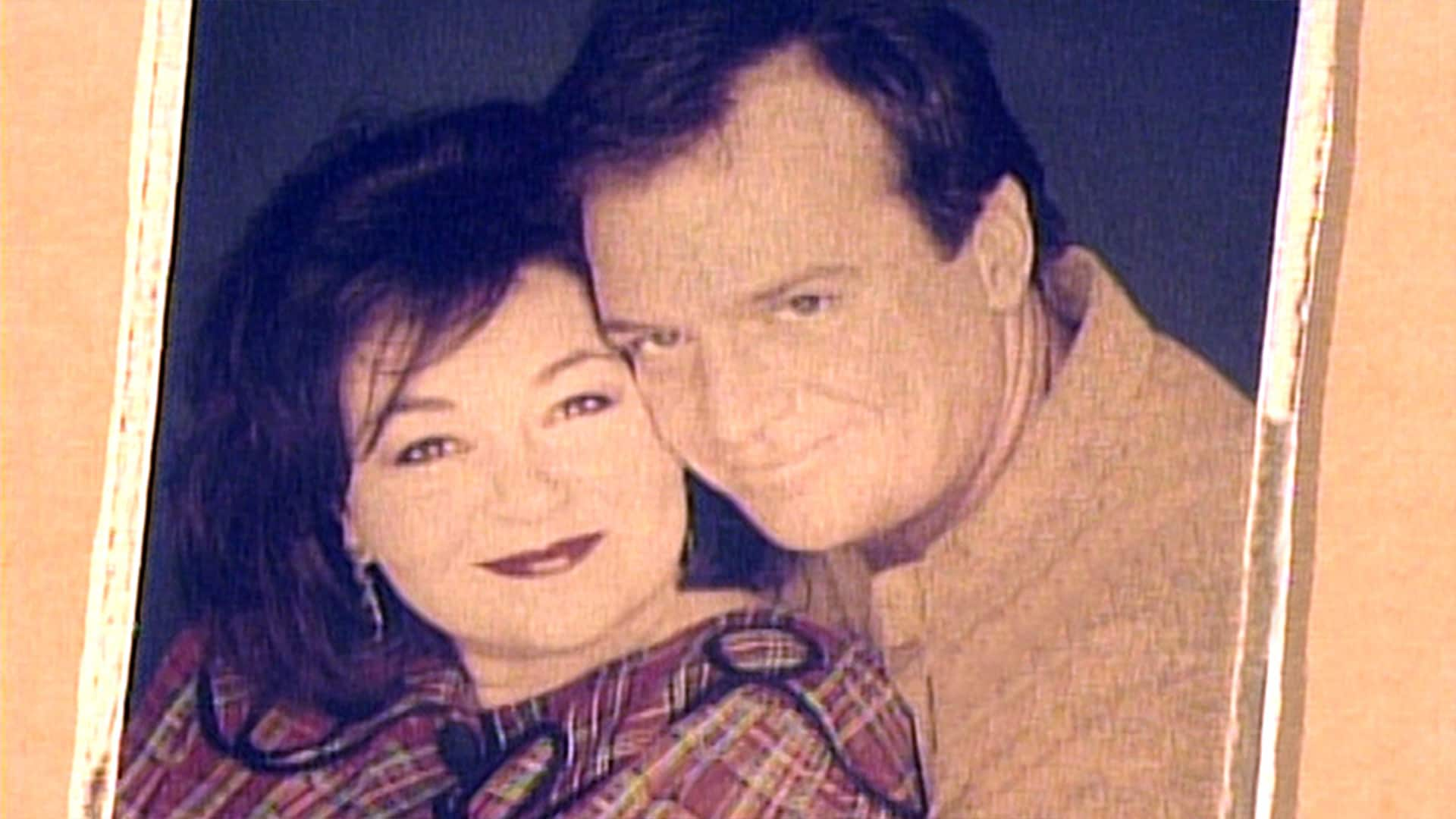 Roseanne and Tom Arnold: February 22, 1992