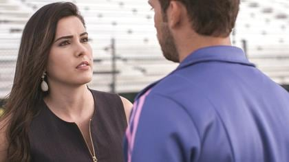 Descubren a Marisol y Santiago