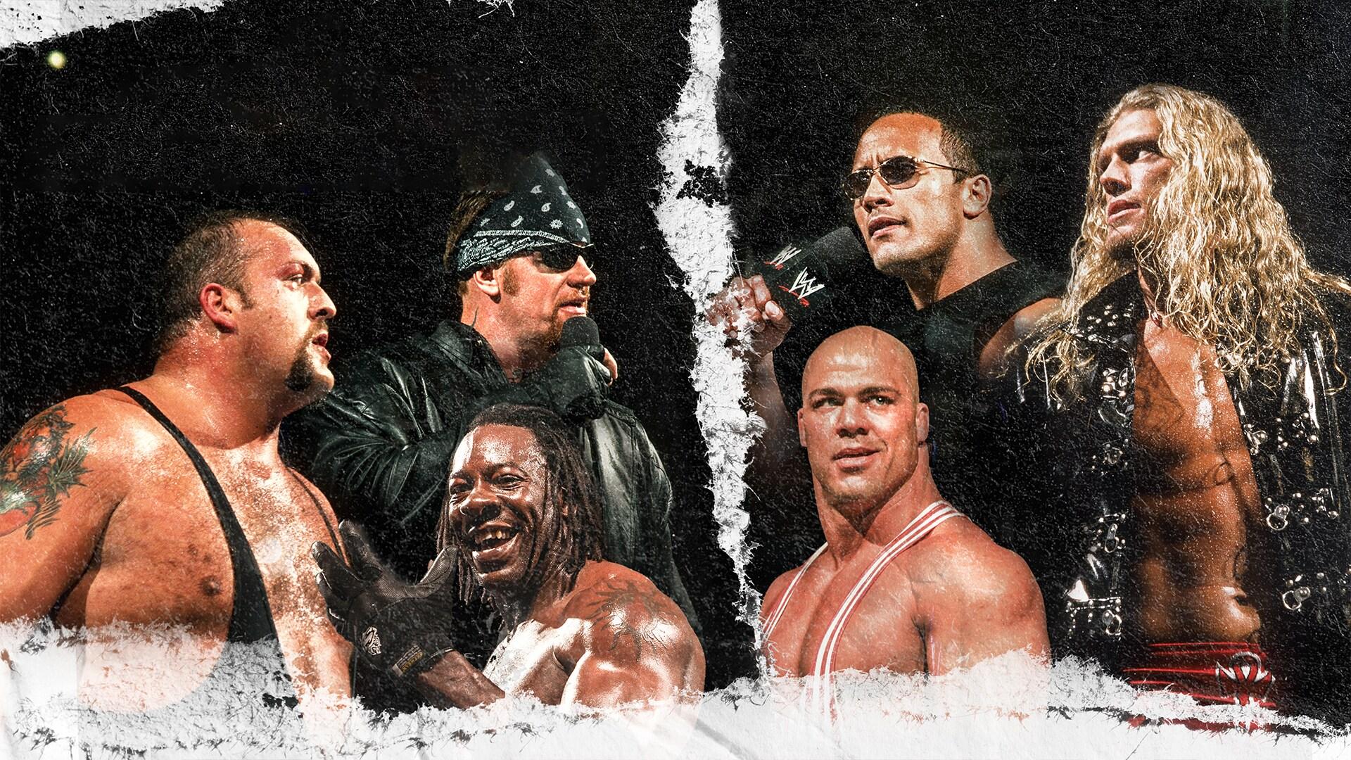 Civil War: Raw vs. SmackDown