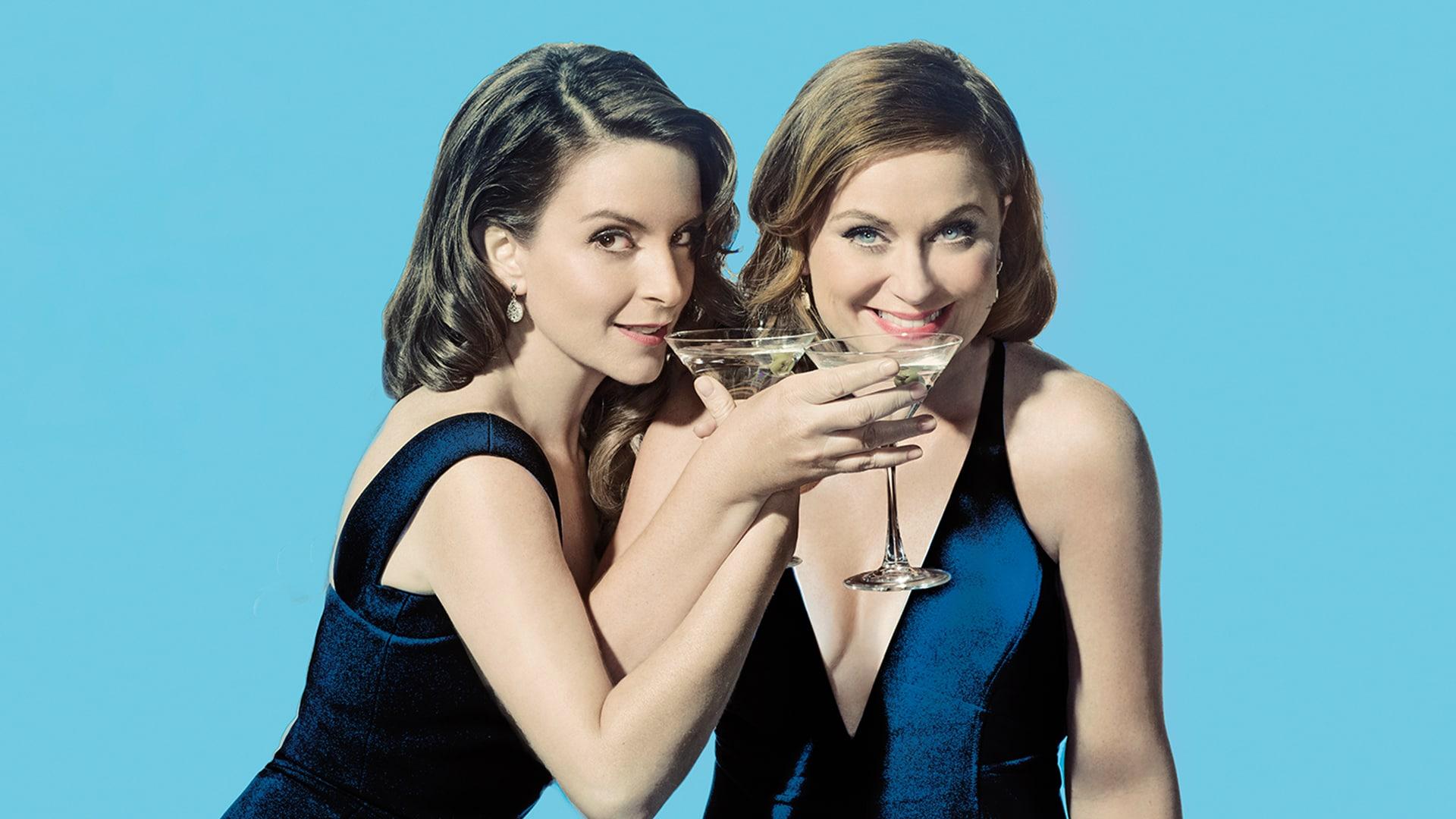 Tina Fey and Amy Poehler: December 19, 2015