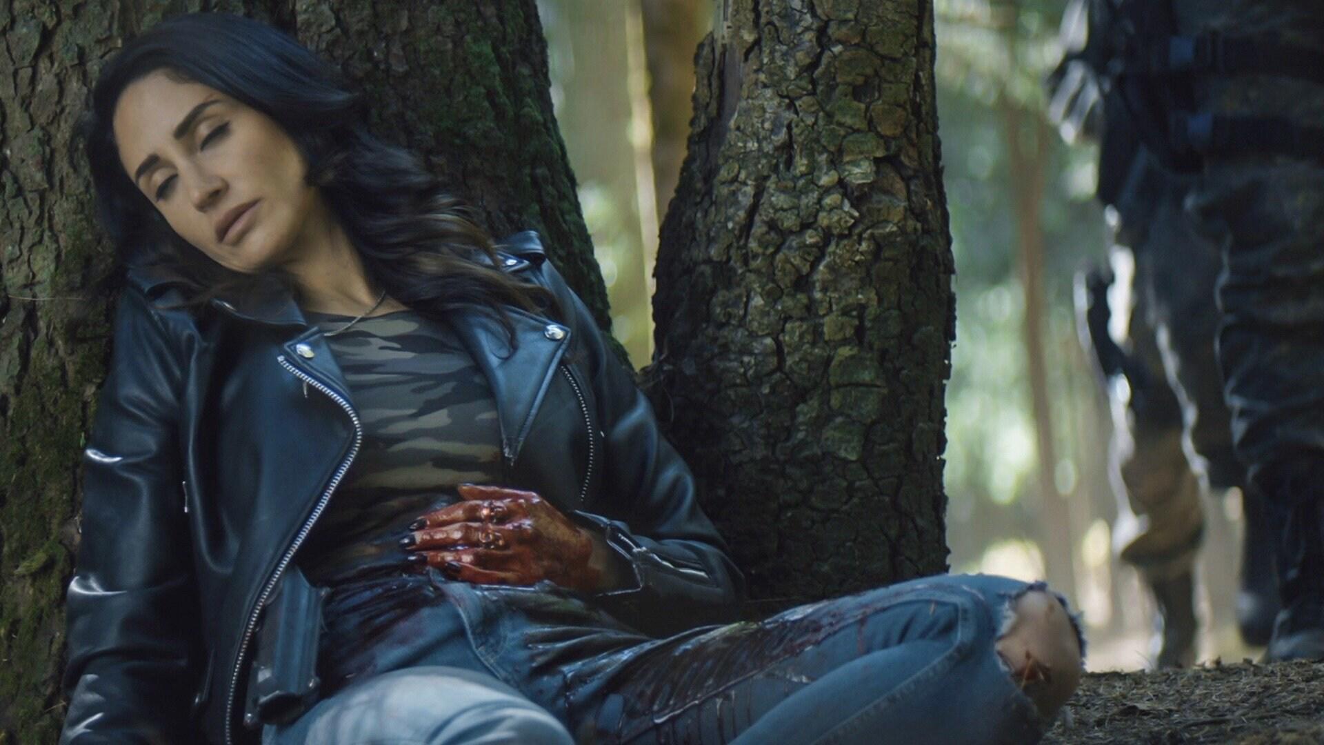 Sara busca venganza