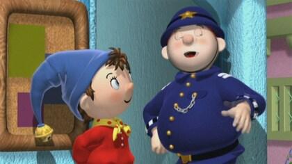 Mr. Plod, the Best Policeman