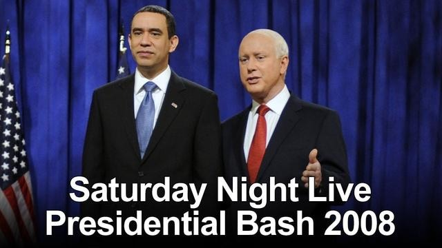 Saturday Night Live Presidential Bash 2008