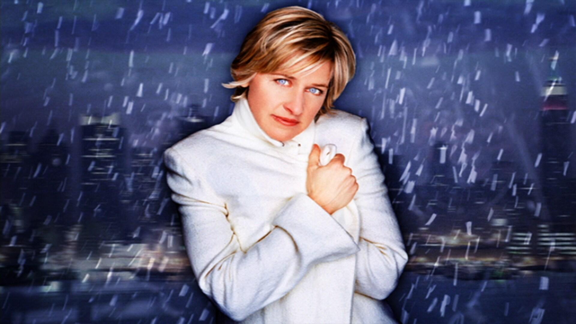 Ellen DeGeneres: December 15, 2001