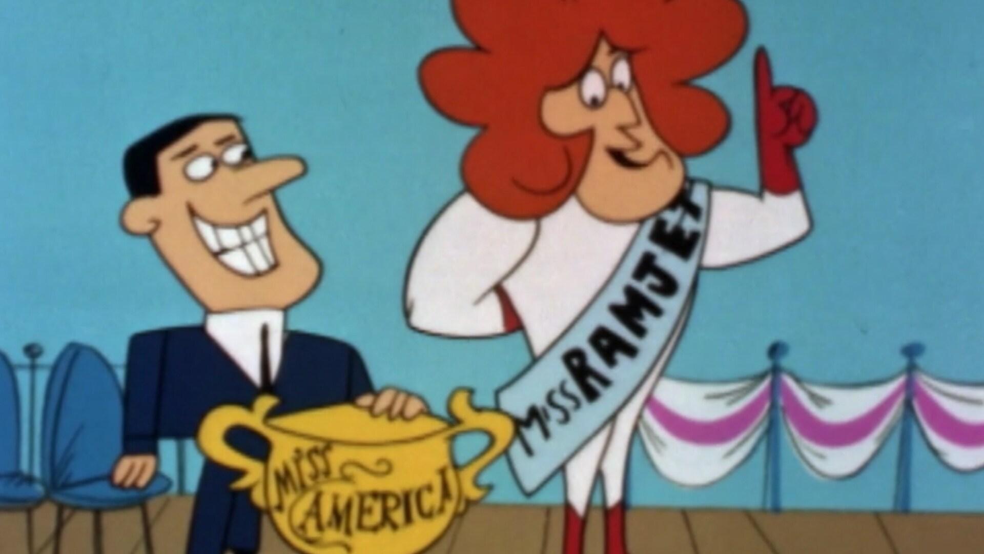 Torture; Miss America; The Race; Jack the Nipper