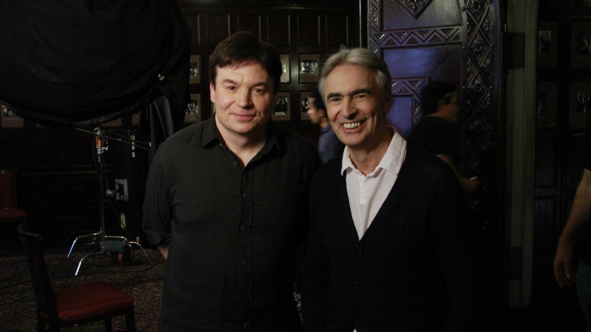 Ben Stiller; Mike Myers
