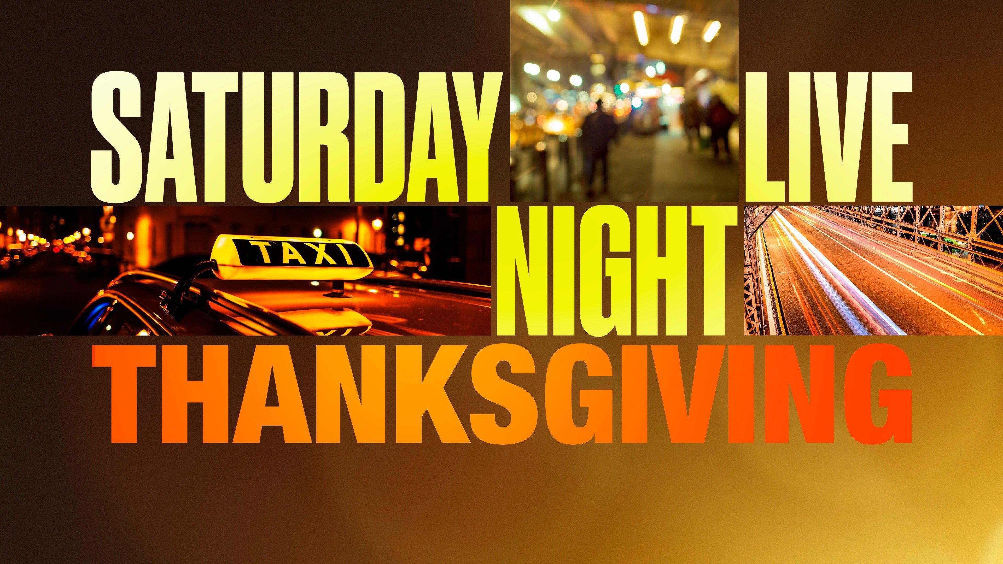 A Saturday Night Live Thanksgiving