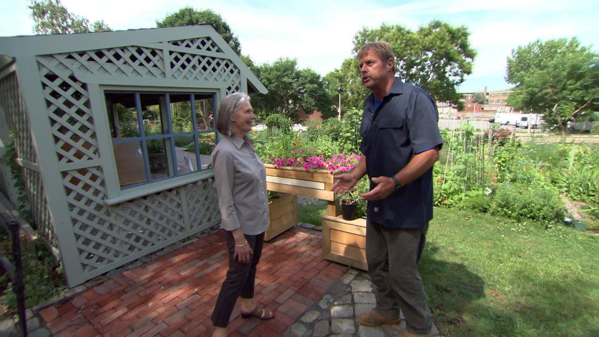 Charlestown 2014: Gardens and Greek Revival