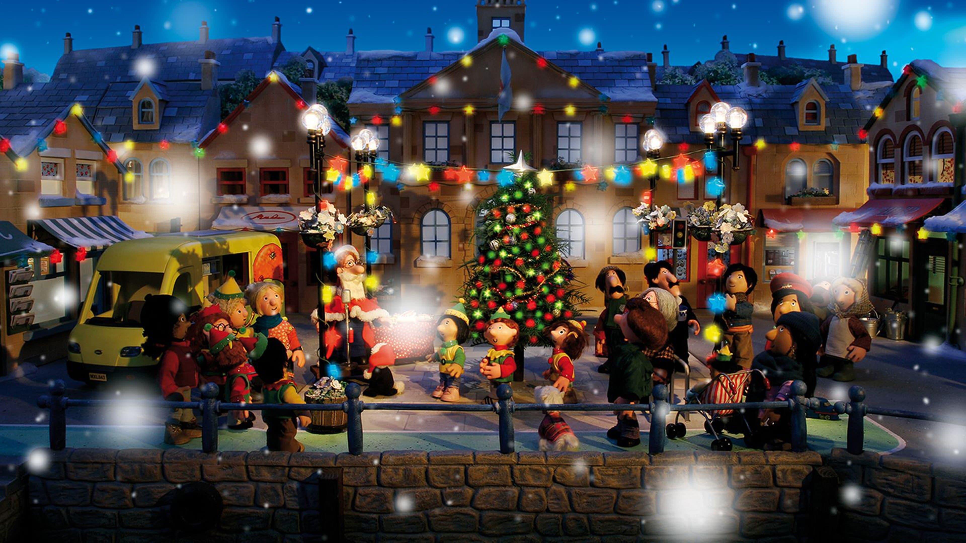 The Flying Christmas Stocking