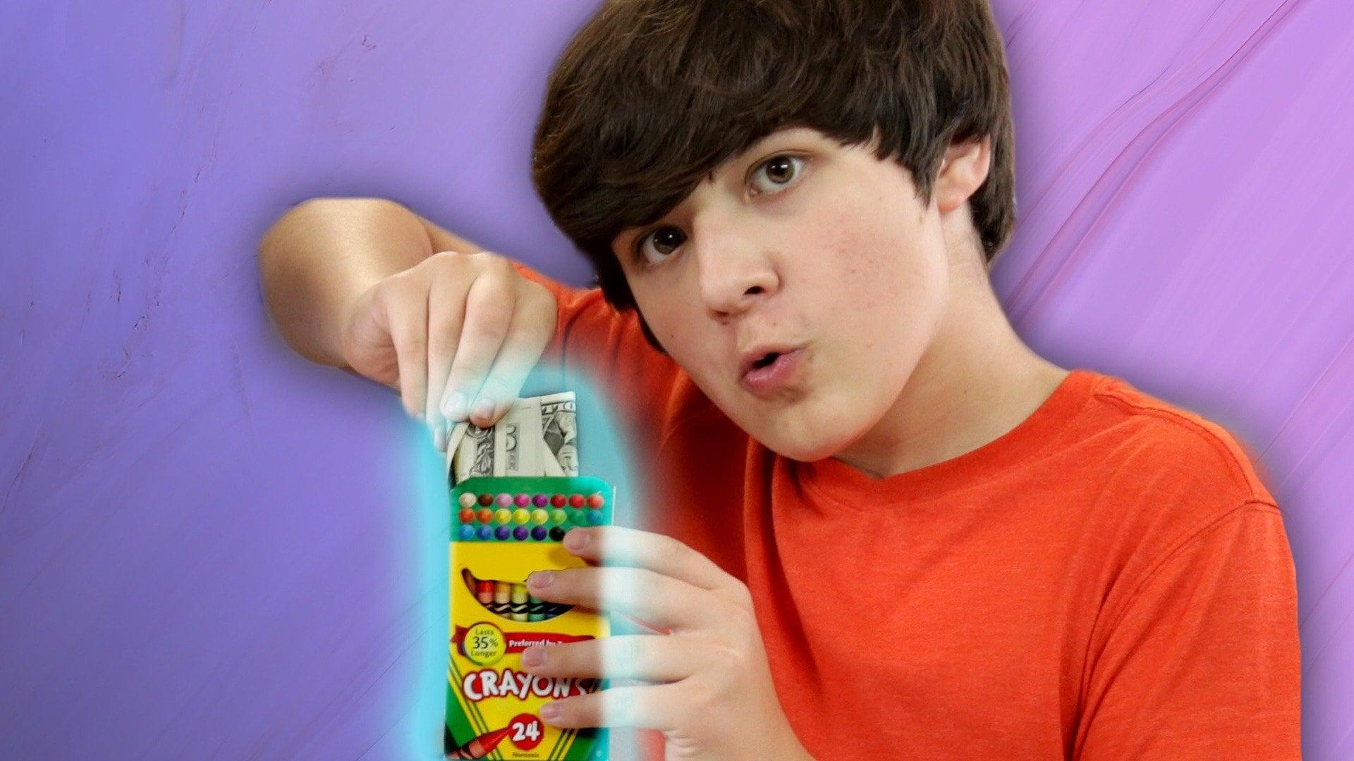 Magic Crayon Box Trick