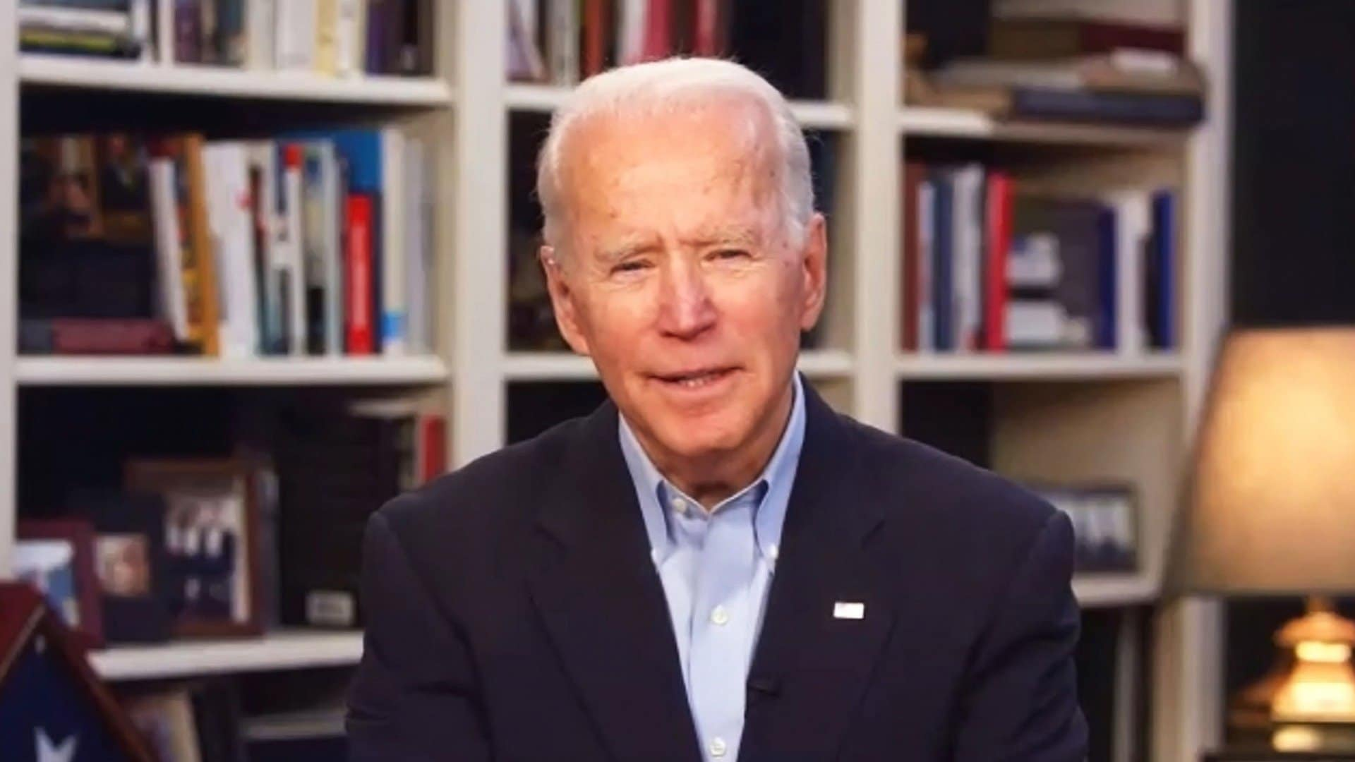 At Home Edition: Joe Biden; Andy Puddicombe; Marcus Mumford