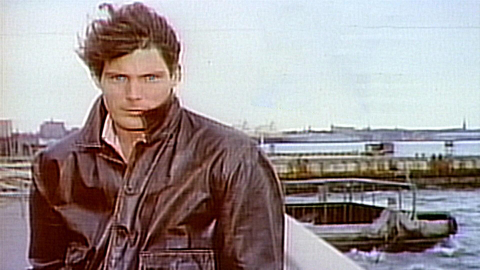 Christopher Reeve: April 6, 1985
