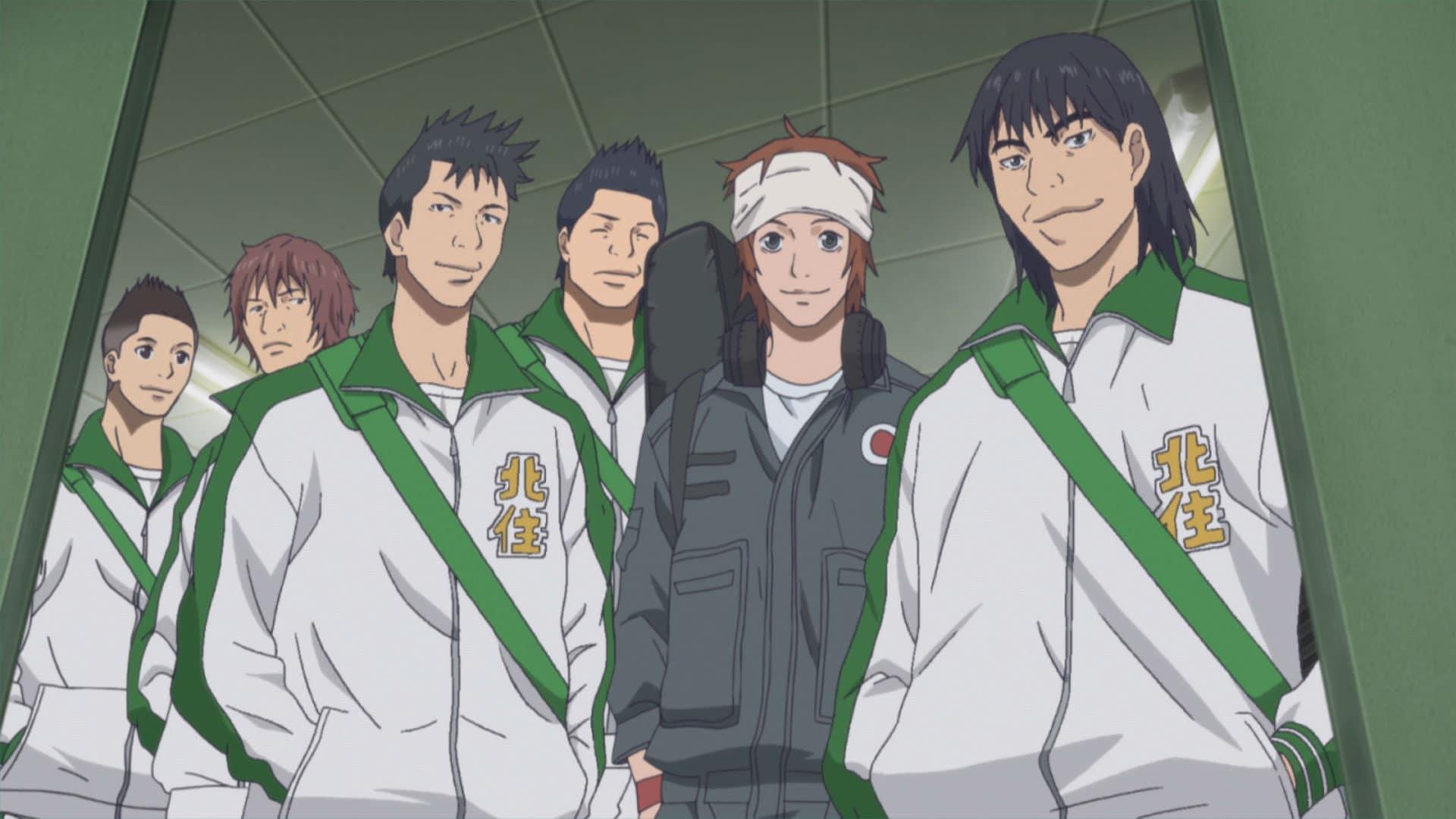 The Boys' Spirit