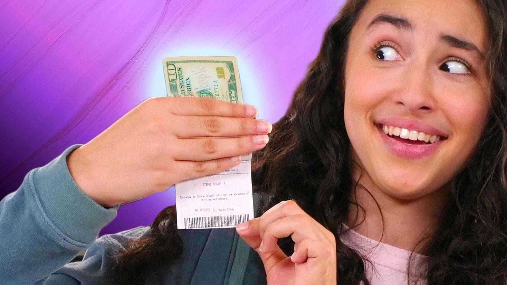 Making Money Magic Trick