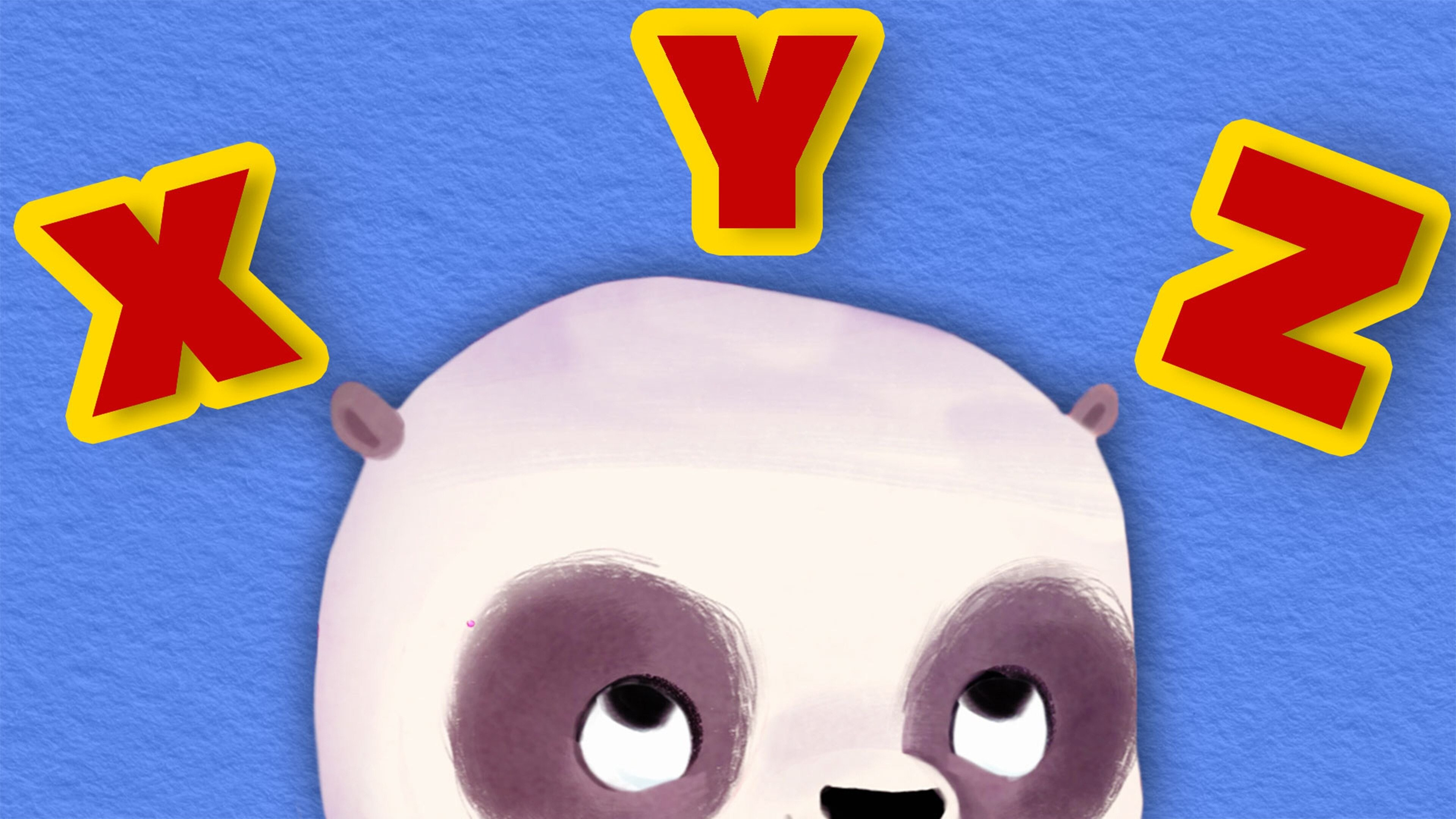 The ZXYs (New Alphabet Song) with Kung Fu Panda