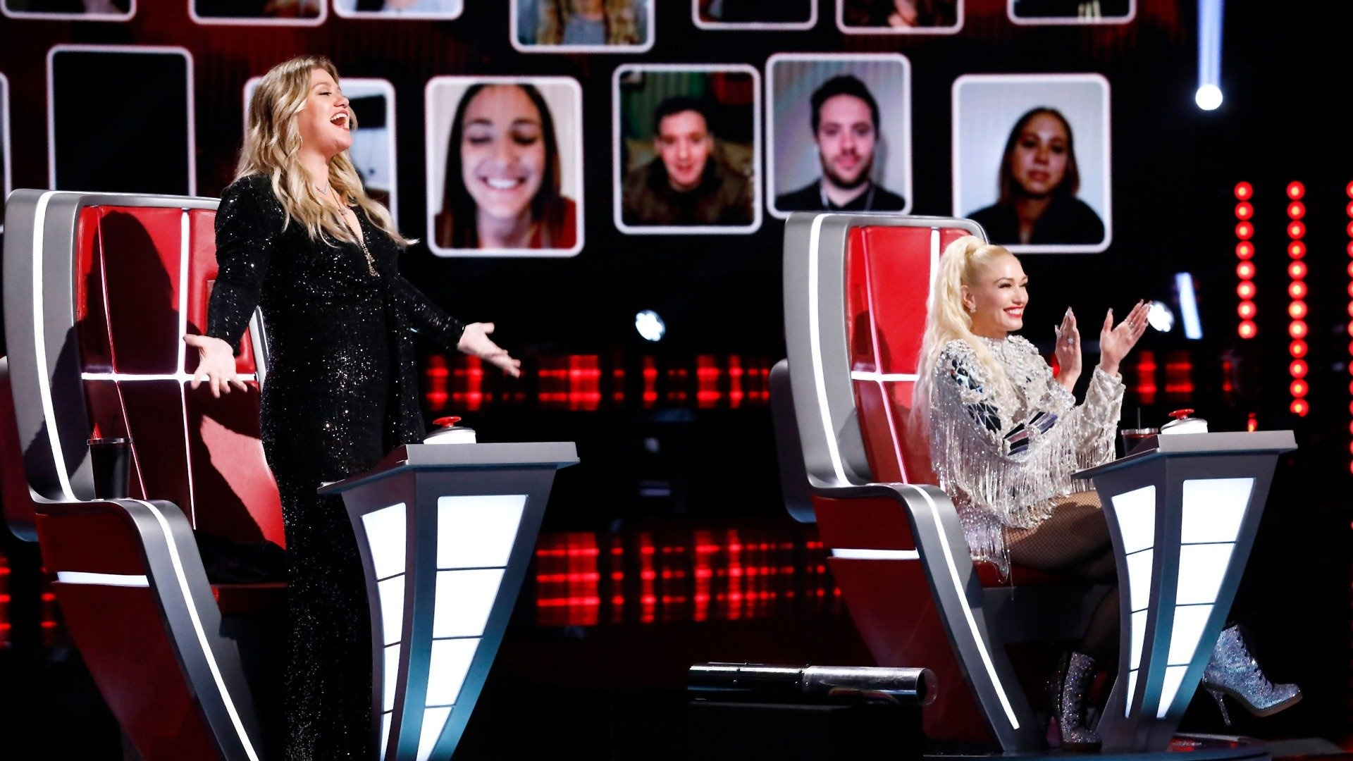 The Blind Auditions Part 2