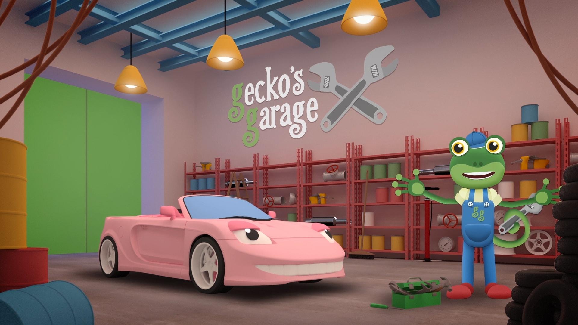 Gecko's Vehicles