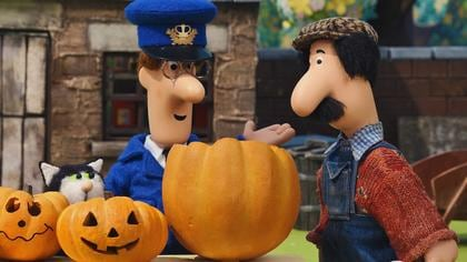 Postman Pat and the Giant Pumpkin