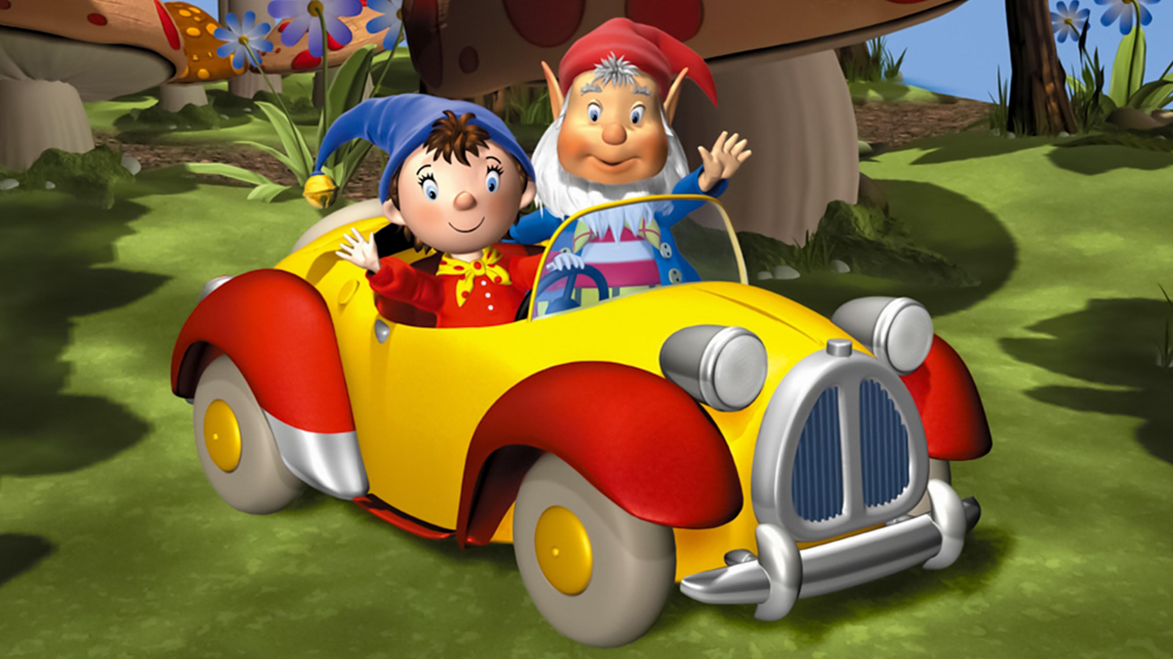 Noddy Gets a New Job