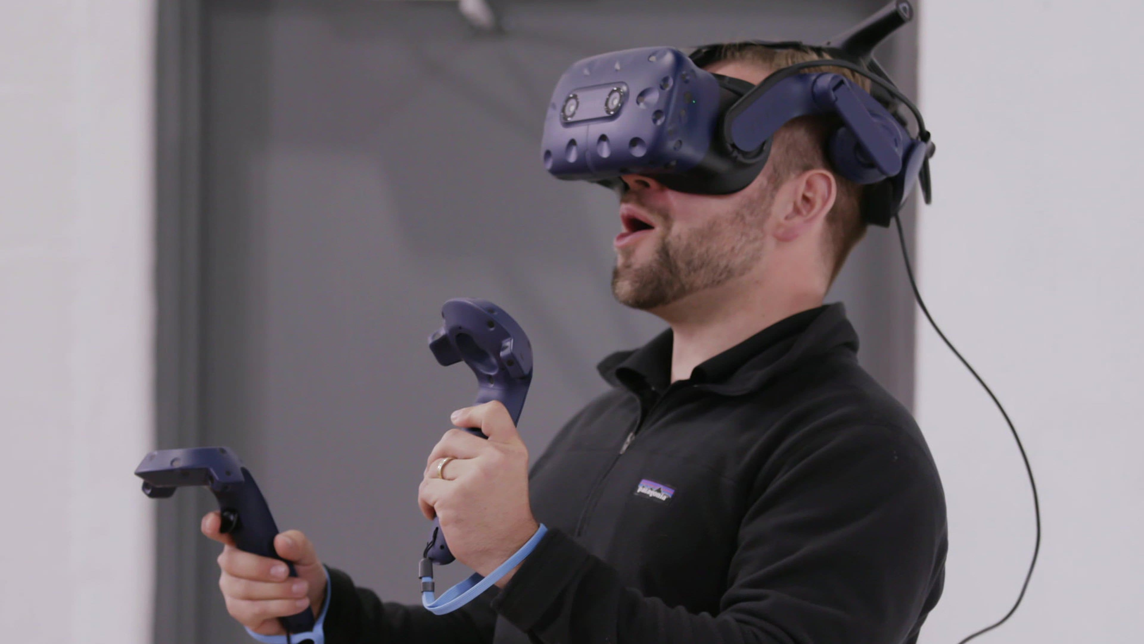 VR Re-Invention