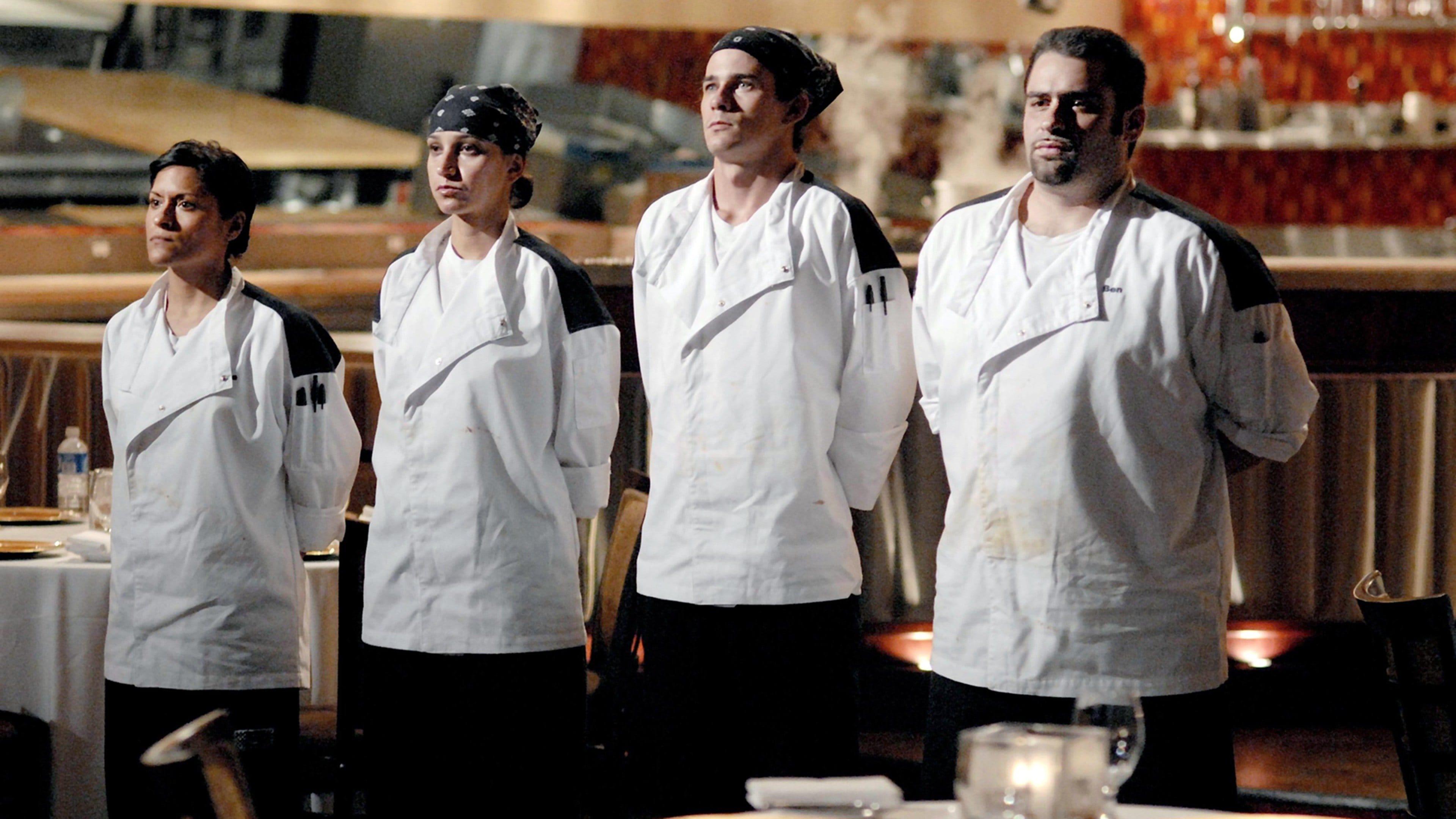 6 Chefs Compete