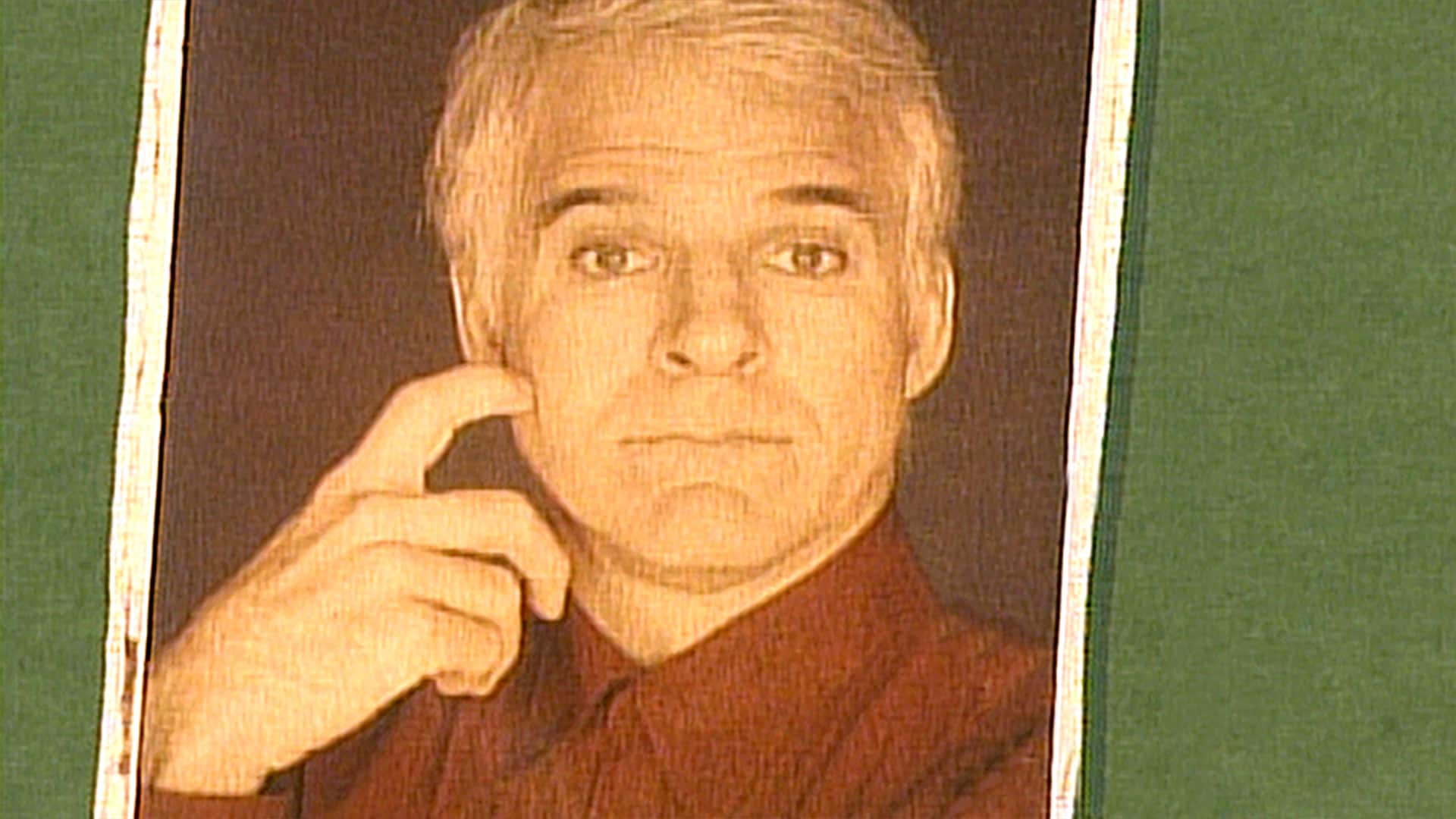 Steve Martin: December 14, 1991