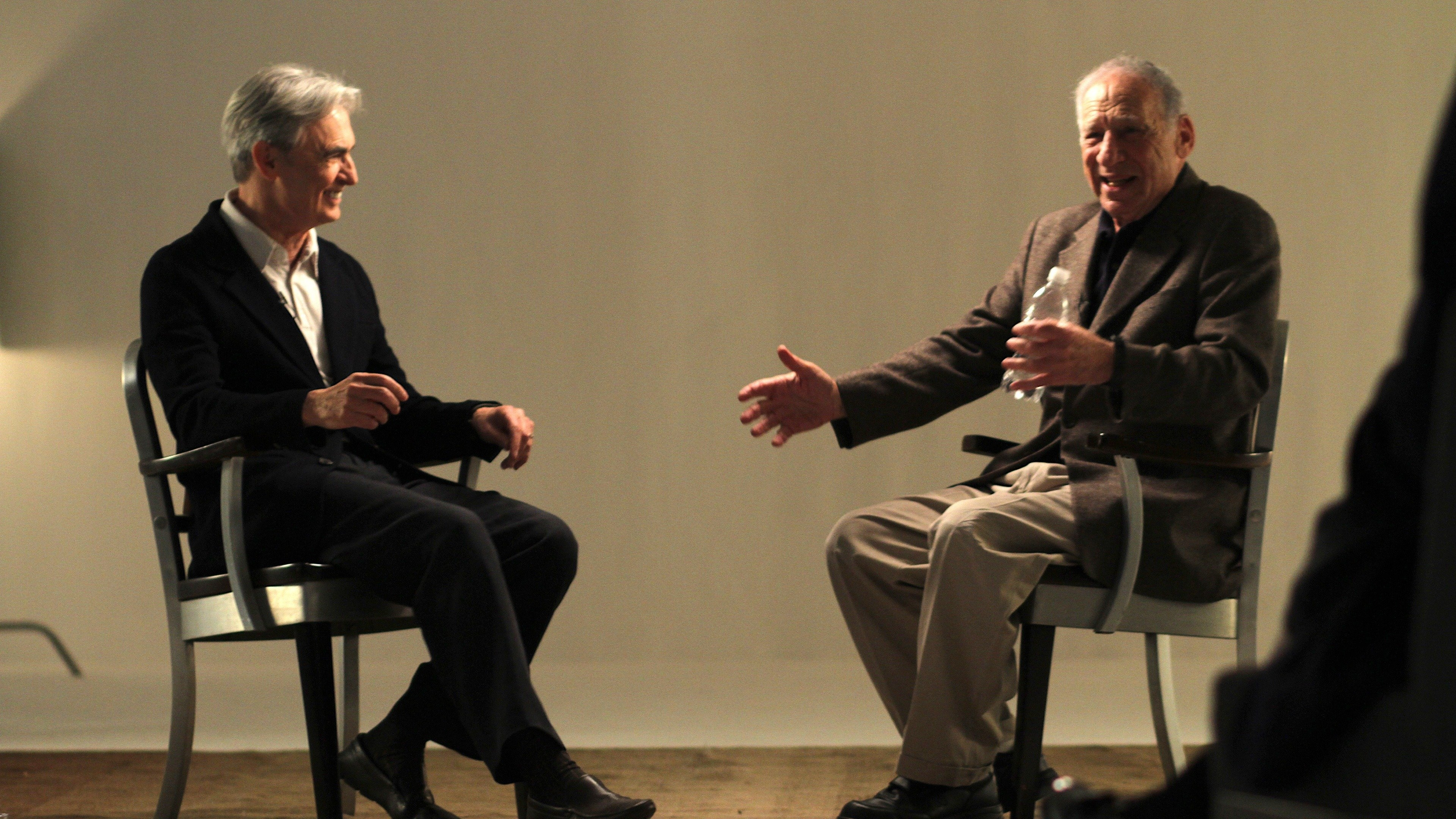 Mel Brooks; Carl Reiner