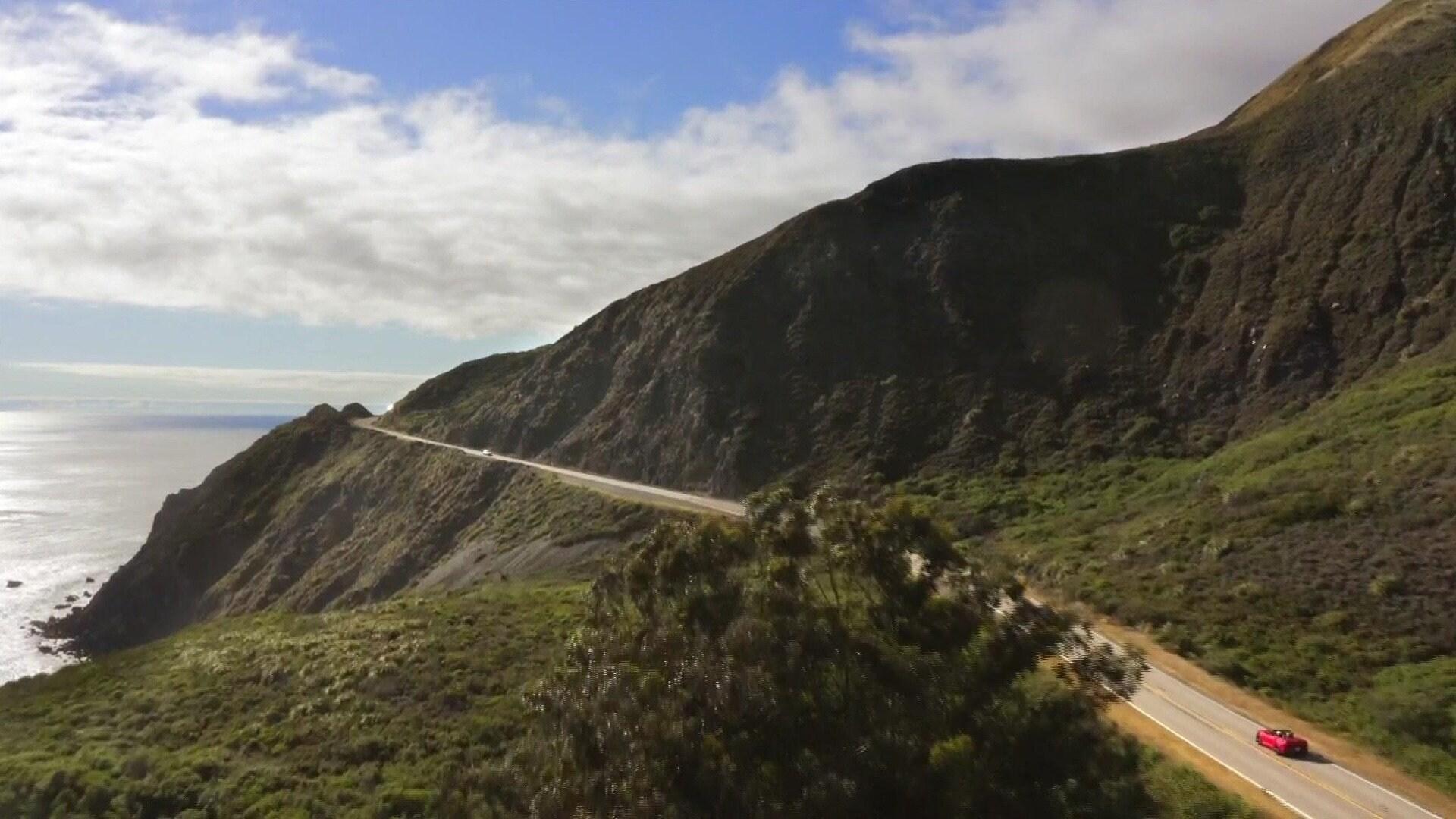Destination Pacific Coast Highway