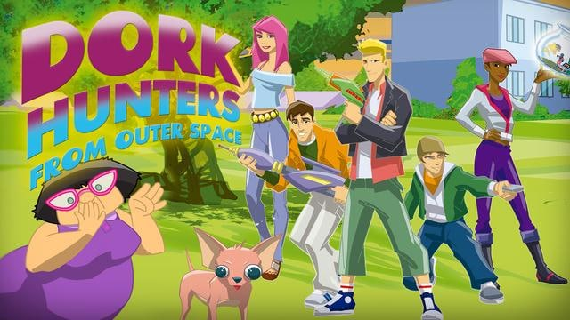 Dork Hunters From Outer Space